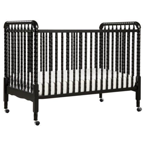 DaVinci Jenny Lind Stationary Crib, Ebony