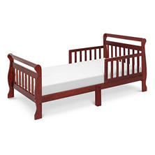 DaVinci Sleigh Toddler Bed, Cherry