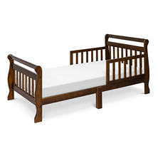 DaVinci Sleigh Toddler Bed, Espresso
