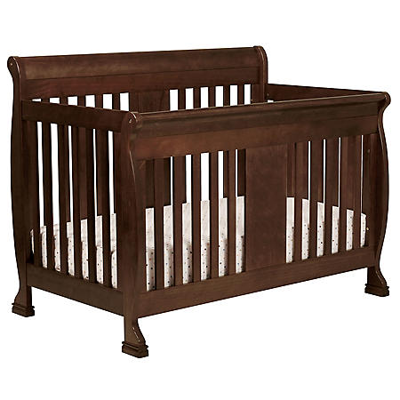 DaVinci Porter 4-in-1 Convertible Crib with Toddler Bed Conversion Kit (Choose Your Color)