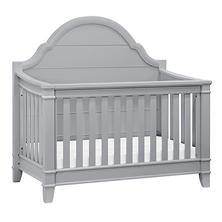Million Dollar Baby Classic Sullivan 4-in-1 Convertible Crib, Grey