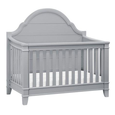 Million Dollar Baby Classic Sullivan 4-in-1 Convertible Crib, Grey