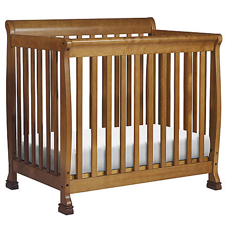 DaVinci Kalani 2-in-1 Convertible Mini Crib (Choose Your Color)