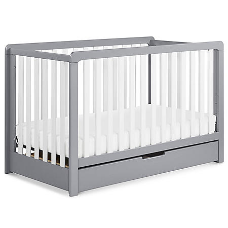 Carter's by DaVinci Colby 4-in-1 Convertible Crib with Trundle Drawer (Choose Your Color)