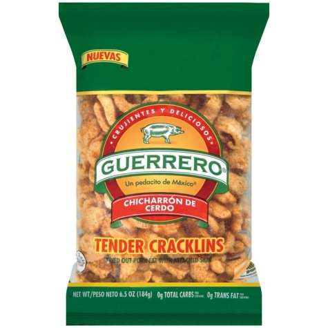 Guerrero® Tender Cracklins - 6.5 oz.