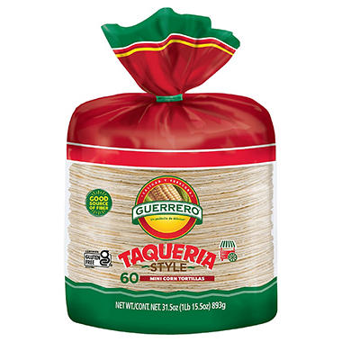 Guerrero Corn Tortillas (31.5 oz., 60 ct.)