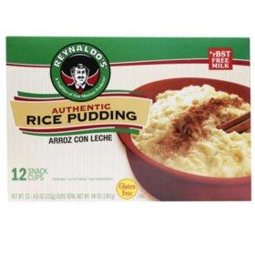 Reynaldo's Rice Pudding (4 oz., 12 pk.)