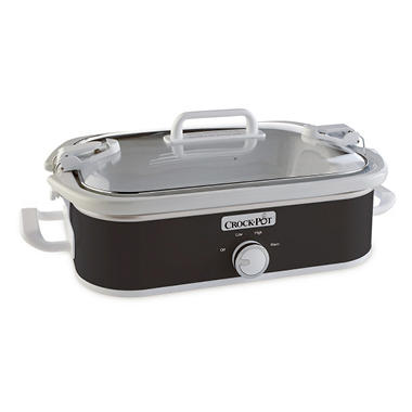 Crock-Pot Casserole Crock Cook and Carry - Various Colors