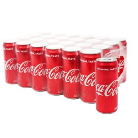 Coke (12 oz. cans, 24 pk.)