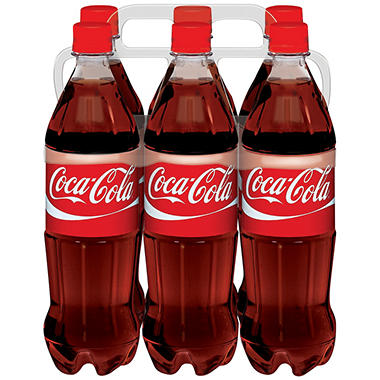 Coke (24 oz. bottles, 24 pk.)