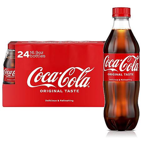 Coca-Cola (16.9oz / 24pk)