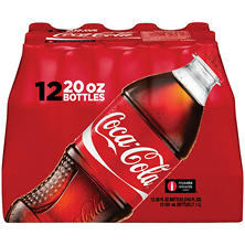 Coca-Cola (20 oz. bottles, 12 pk.)