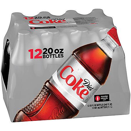 *Deleted* Diet Coke (20oz / 12pk)