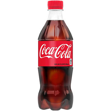 Coca-Cola (20 oz. bottles, 24 pk.)