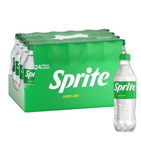 Sprite (16.9 oz. bottles, 24 pk.)