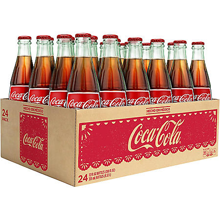 Coca-Cola de Mexico (355 ml, 24 pk.)