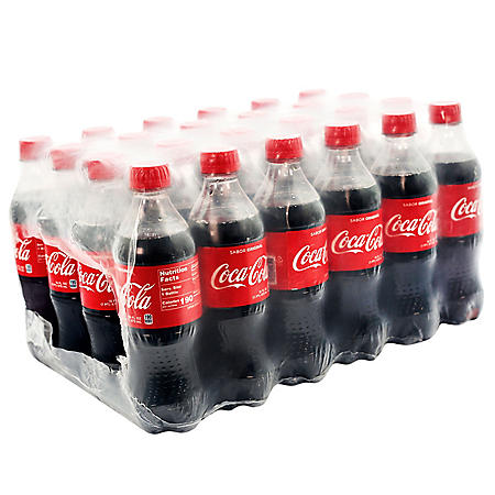 Coca-Cola Soda (16 fl. oz., 24 pk.)