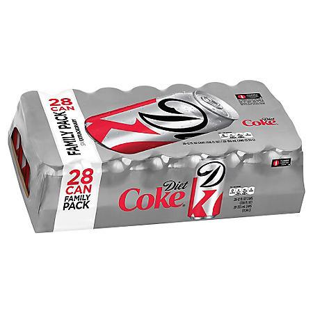 xOFFLINE+DIET COKE 28 / 12 OZ CANS