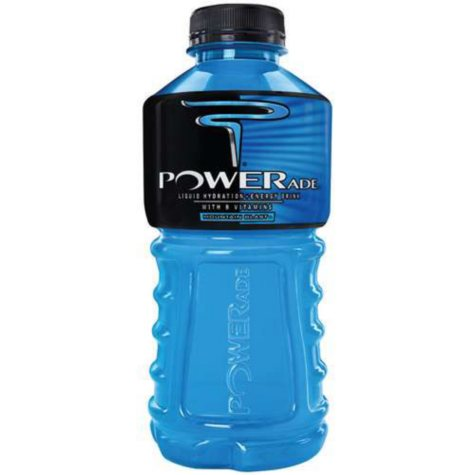 Powerade Mountain Blast Sports Drink, 20 oz. (18pk.)