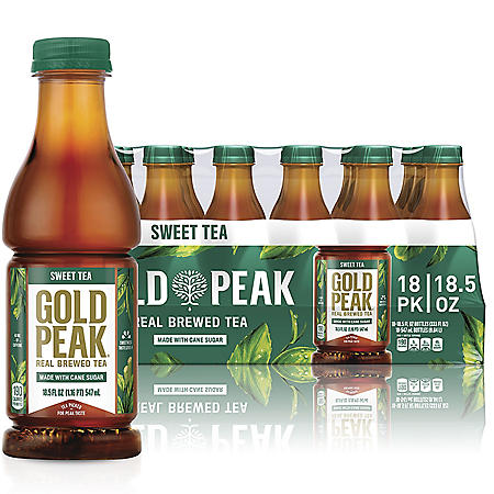 Gold Peak Sweet Tea (18.5oz / 18pk)