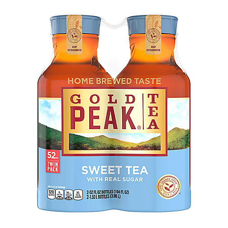 Gold Peak Sweet Tea (52 fl. oz., 2 pk)