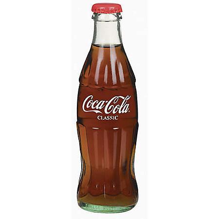 Coca-Cola (8 oz. bottles, 24 pk.)