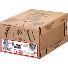 Diet Coke Bag-In Box Fountain Syrup (5 gal.)