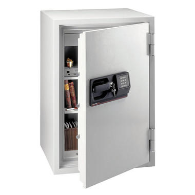 SentrySafe - Commercial Fire Safe, Electronic Lock - 4.6 Cubic Feet