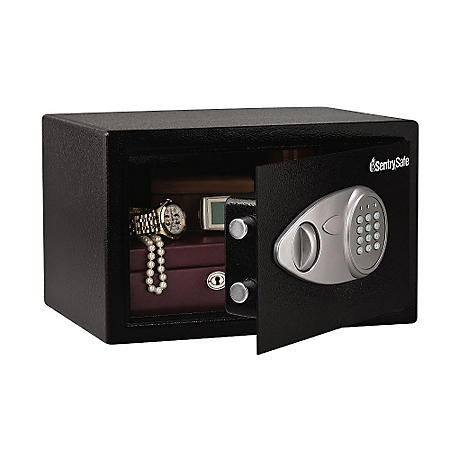 SentrySafe - Security Safe - 0.5 Cubic Feet