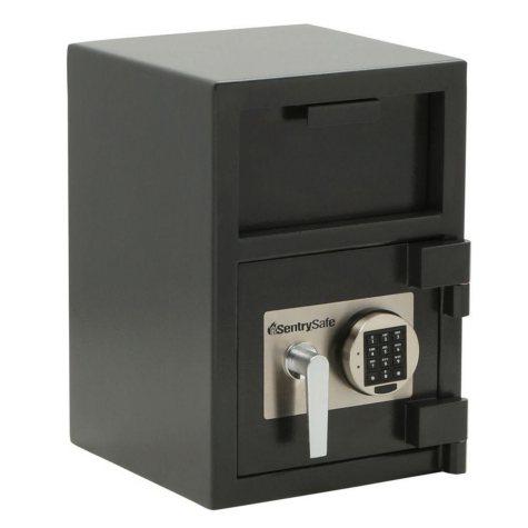 SentrySafe DH-074E Depository Safe with Digital Keypad 0.94 Cubic Feet