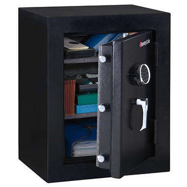 SentrySafe Executive Fire & Water Safe, 3.4 Cubic Feet