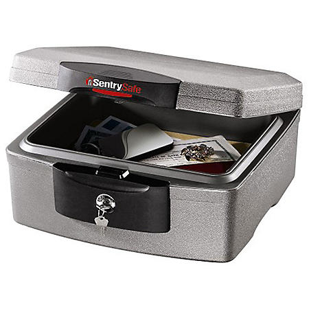 Sentry Safe Waterproof Fire Chest