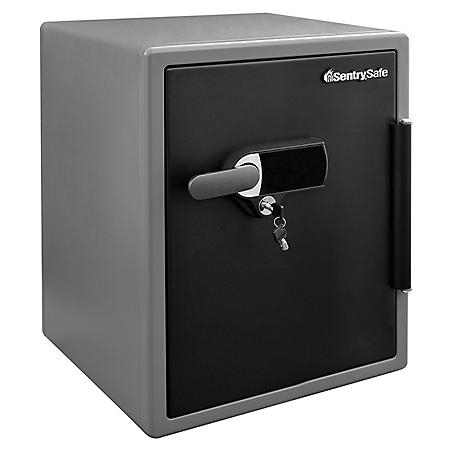 SentrySafe SFW205URC Fireproof Safe and Waterproof Safe with Touchscreen Keypad 2.05 Cubic Feet