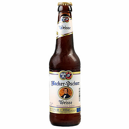 Hacker-Pschorr Weisse Beer (11.2 fl. oz. bottle, 6 pk.)