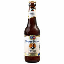 Hackeer-Pschorr Weisse Beer (11.2 fl. oz. bottle, 12 pk.)