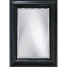 "Designer Wall Beveled Mirror, 30"" x 40"""