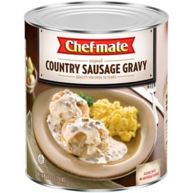 Chef-mate® Country Sausage Gravy - 105 oz.
