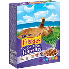 Purina Friskies Surfin' & Turfin' Favorites Cat Food (16.2 oz.)