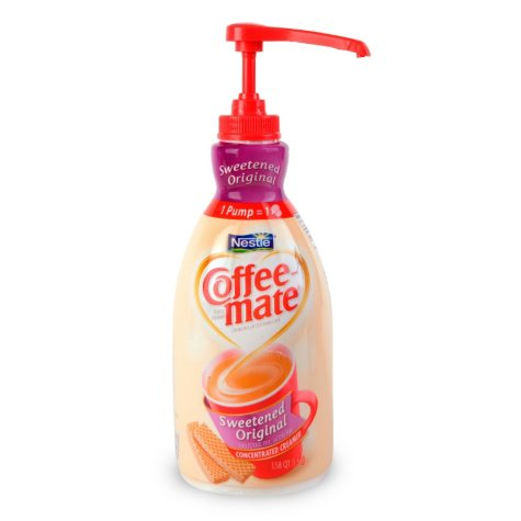 Nestle Coffee-mate Coffee Creamer, Sweetened Original, (1.58 qt.)