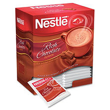 Nestle Hot Chocolate - Single Serve Packets - 50 Count