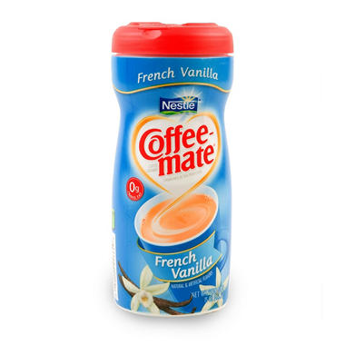 Nestle Coffee Mate Powdered Creamer, French Vanilla (15 Oz.)