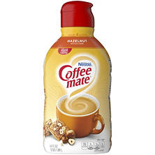 Coffee-Mate Hazelnut Liquid Coffee Creamer (64 fl. oz.)