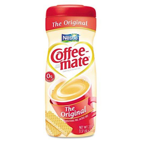 Nestle Coffee-mate Powdered Creamer, Original (22 oz.)