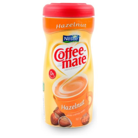Nestle Coffee-mate Powdered Creamer, Hazelnut (15 oz.)