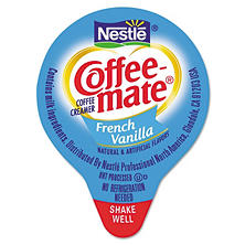Nestle Coffee-mate, French Vanilla (180 ct.)