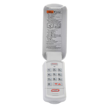 Genie Garage Door Opener Wireless Keypad Sams Club