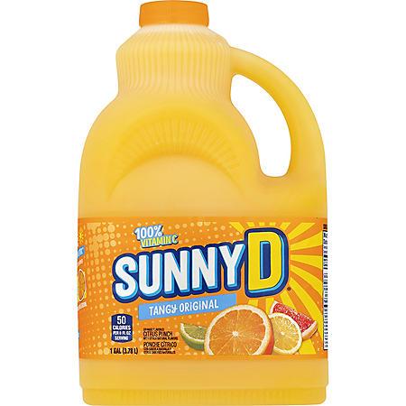 SunnyD Tangy Original Orange Flavored Citrus Punch (1 gal.)