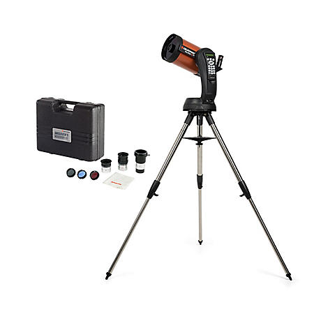 Celestron NexStar 6SE Telescope with Observer Kit