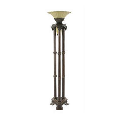 Kensington Torch Floor Lamp with Nightlight - Sam\'s Club