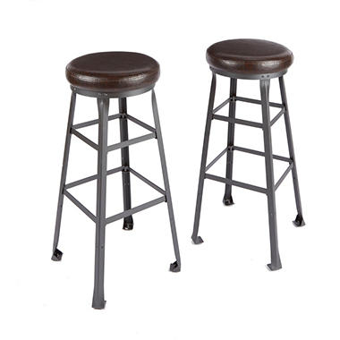 Preston Bar Stools, Set of 2